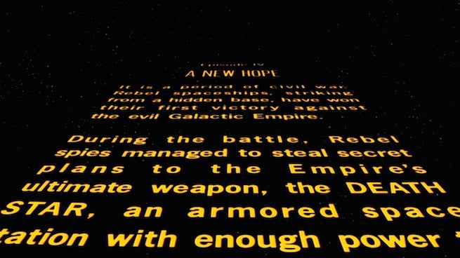 star wars opening crawl - photo #4