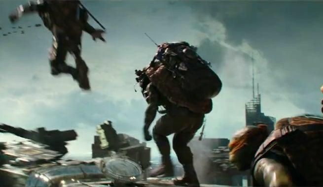 Teenage Mutant Ninja Turtles 2 Trailer Released Online