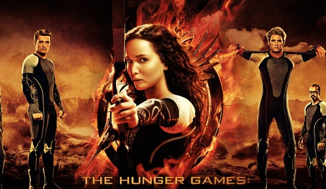 HUNGER GAMES EPUB
