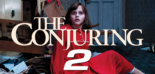 The Conjuring 2 First Look Released