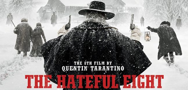 Eight Clips From Quentin Tarantino's The Hateful 8; Plus B-Roll Footage