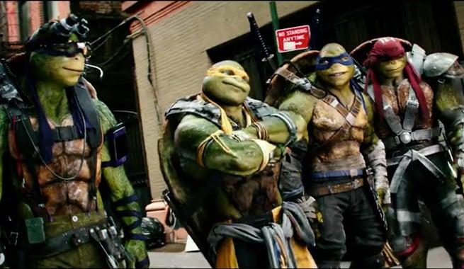 კუ ნინძები 2 / Teenage Ninja Turtles 2