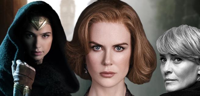 Nicole Kidman's Wonder Woman Role Is Still Open