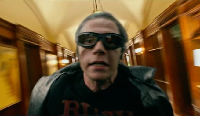 3-Minute Quicksilver Sequence In X-Men: Apocalypse Took Month And A Half To Film