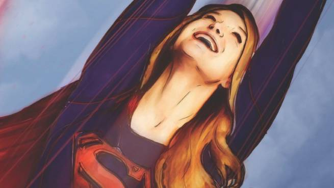 Adventures of Supergirl Featured Image