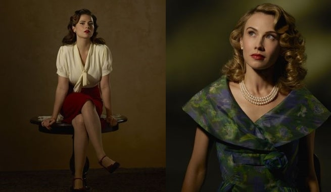 Agent Carter - Whitney Frost