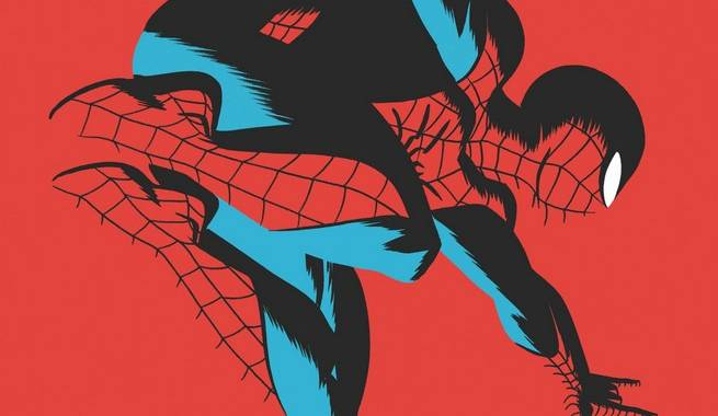 Animated Spider Man Logo Revealed