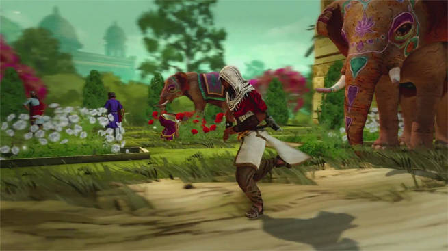 Assassin S Creed Chronicles India Gameplay Trailer Released Online