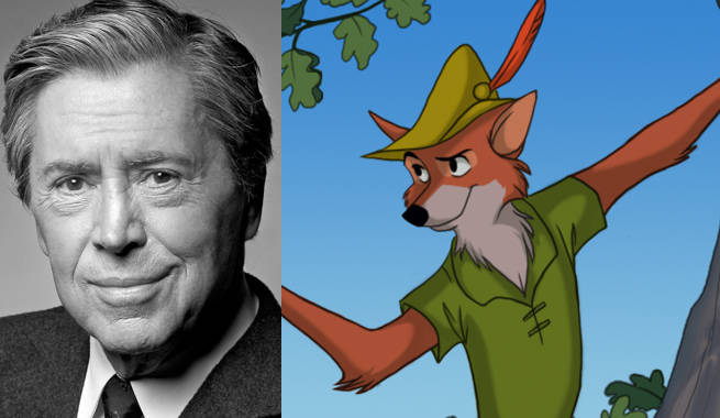 Brian Bedford, Voice of Disney's Robin Hood Dies of Cancer
