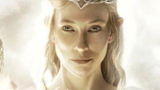 Cate Blanchett som Galadriel i Hobbiten- En uventet reise