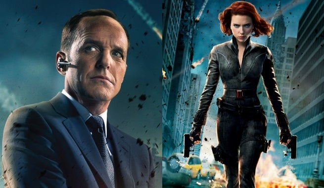 Clark Gregg - Black Widow