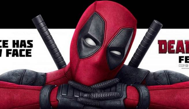 Deadpool Spreads The Love In New Valentine S Day Themed Movie Posters