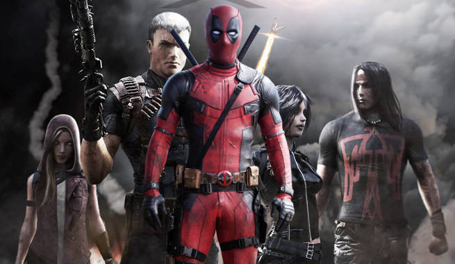Deadpool 2 X Force Cast