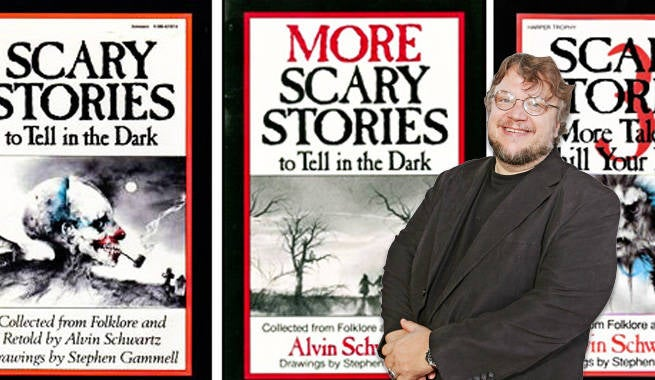 Guillermo Del Toro To Possibly Direct Scary Stories To Tell In The Dark
