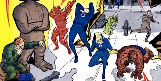 WTF-Tastic 2015: Worst Year Ever for the Fantastic Four?
