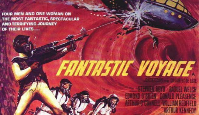 Guillermo Del Toro In Talks For Fantastic Voyage Remake