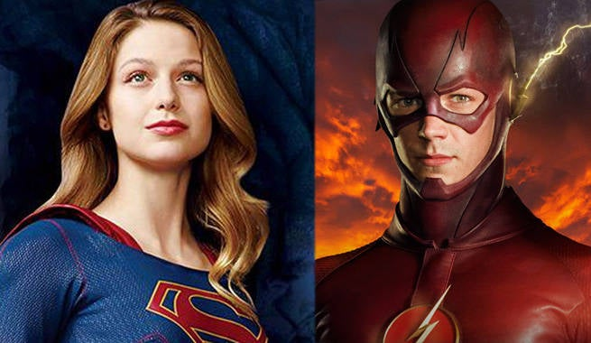 Arrow, The Flash, Supergirl and DC's Legends of Tomorrow are planning a REAL crossover next