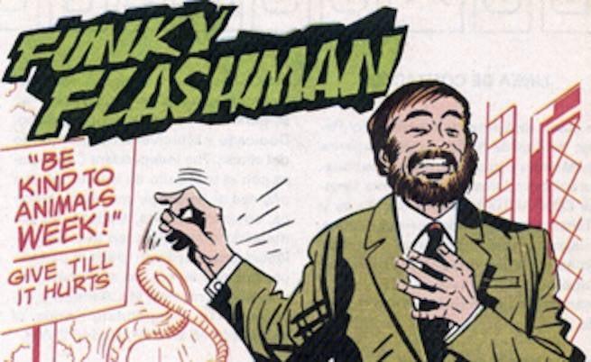 Funky-Flashman