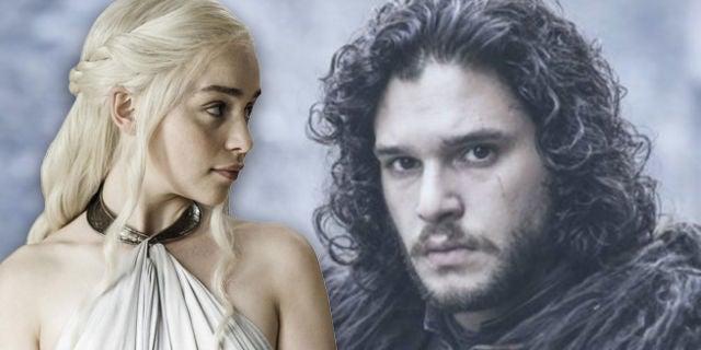 GoT Khaleesi Snow