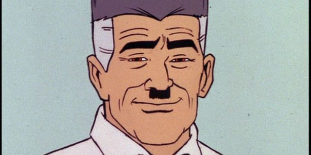 J Jonah Jameson Cartoon
