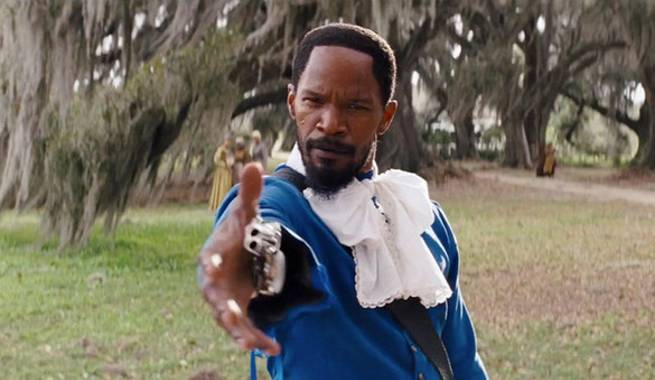 Jamie Foxx Cast As Little John In Robin Hood: Origins