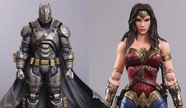 Is superman still dating wonder woman