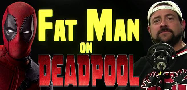Kevin Smith Says Deadpool May Be Greatest Movie Ever Based On The Trailers Alone