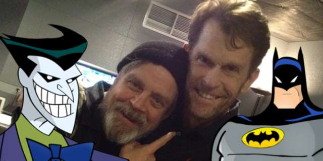 Kevin conroy and mark hamill