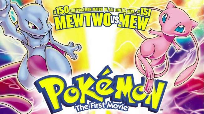 Pokemon Movie Trilogy Steelbook Blu-ray Collection Announced