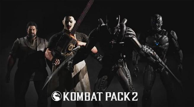 Leatherface & Xenomorph Mortal Kombat X Gameplay Video Coming This Week