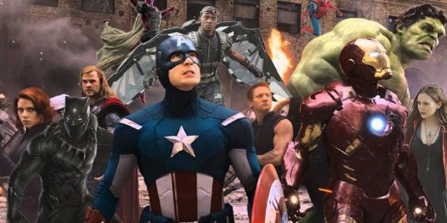 New Avengers Infinity War