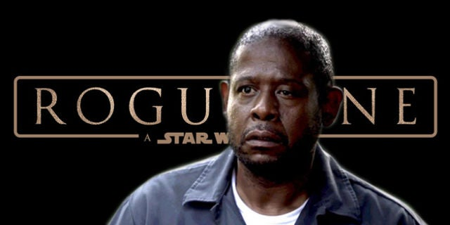 Rogue One Whitaker