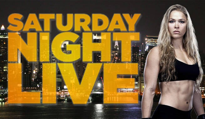 Ronda Rousey Hosting Saturday Night Live In January