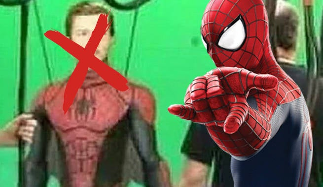 spidermandebunked