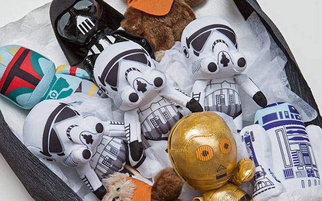 Star Wars Bouquets Are Being Offered For Valentine's Day