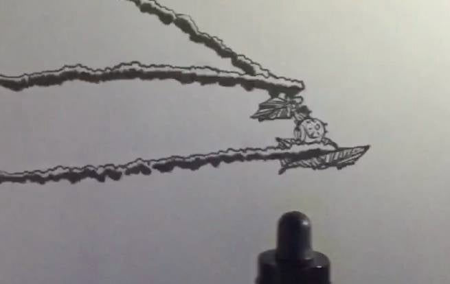 Watch These Awesome Star Wars Drawings Come To Life