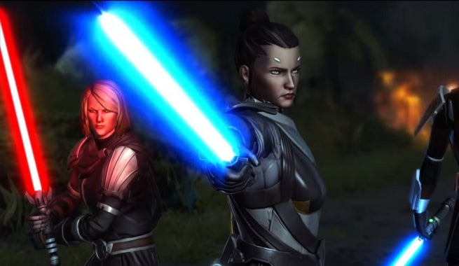 SWTOR - Anarchy in Paradise