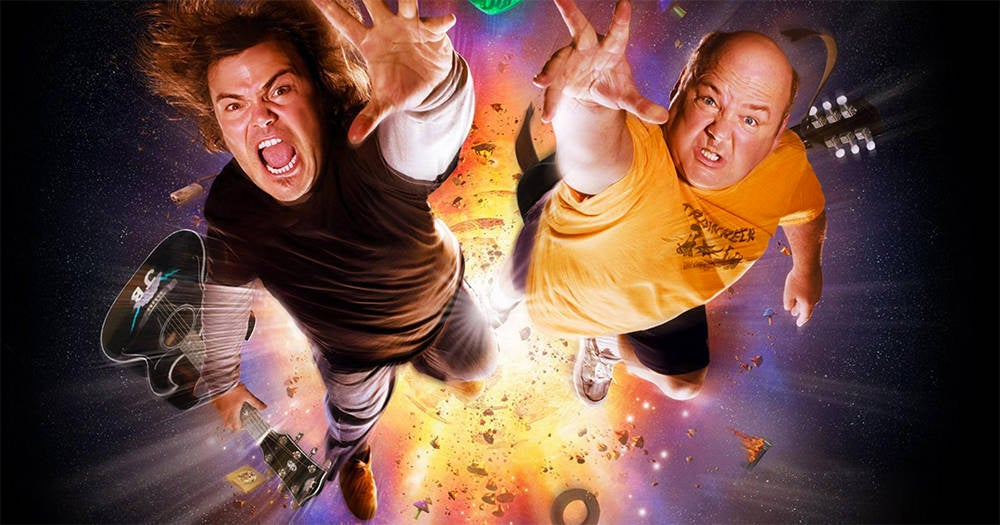 'Tenacious D' Returning with New Movie