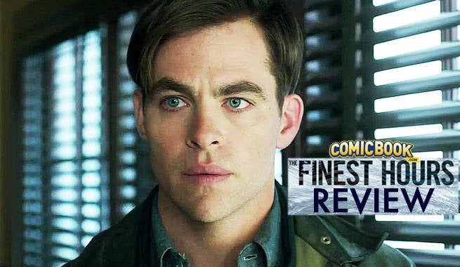 The Finest Hours Review: Rough Waters Ahead