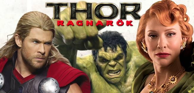 Mark Ruffalo Reveals Cate Blanchett's Possible Role In Thor: Ragnarok Is A Villain