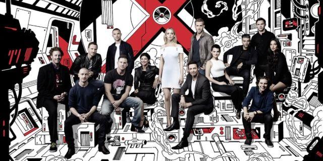X-Men Movies Cast