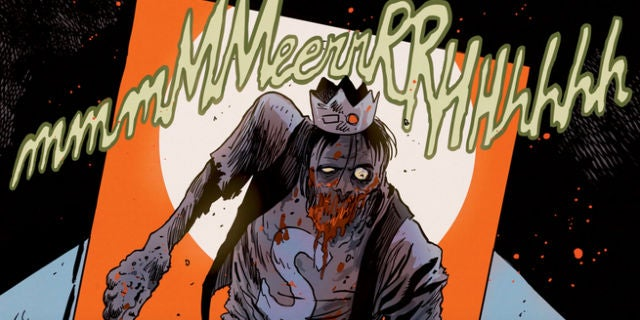 Afterlife with Archie Jughead Zombie