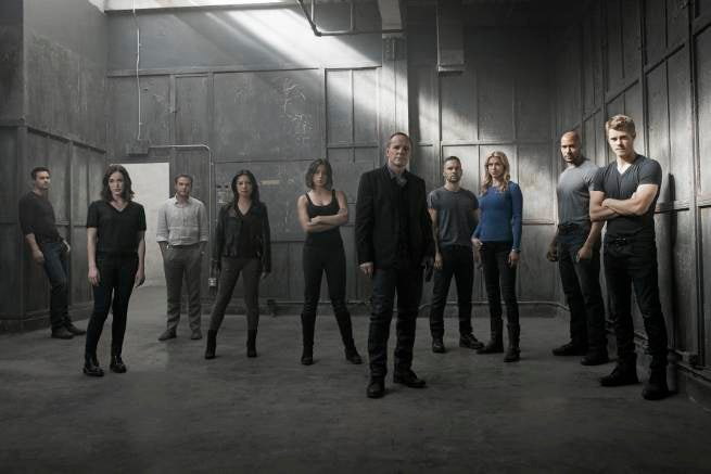 Agents of SHIELD Season 3