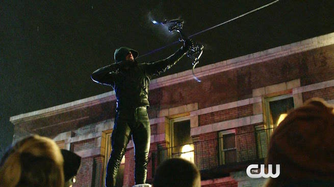 Arrow-Uprising