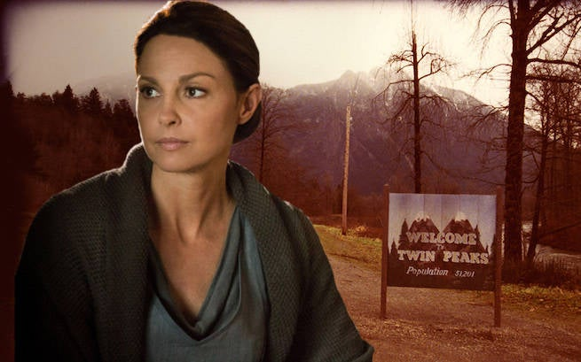 Ashley Judd Cast In Twin Peaks Revival