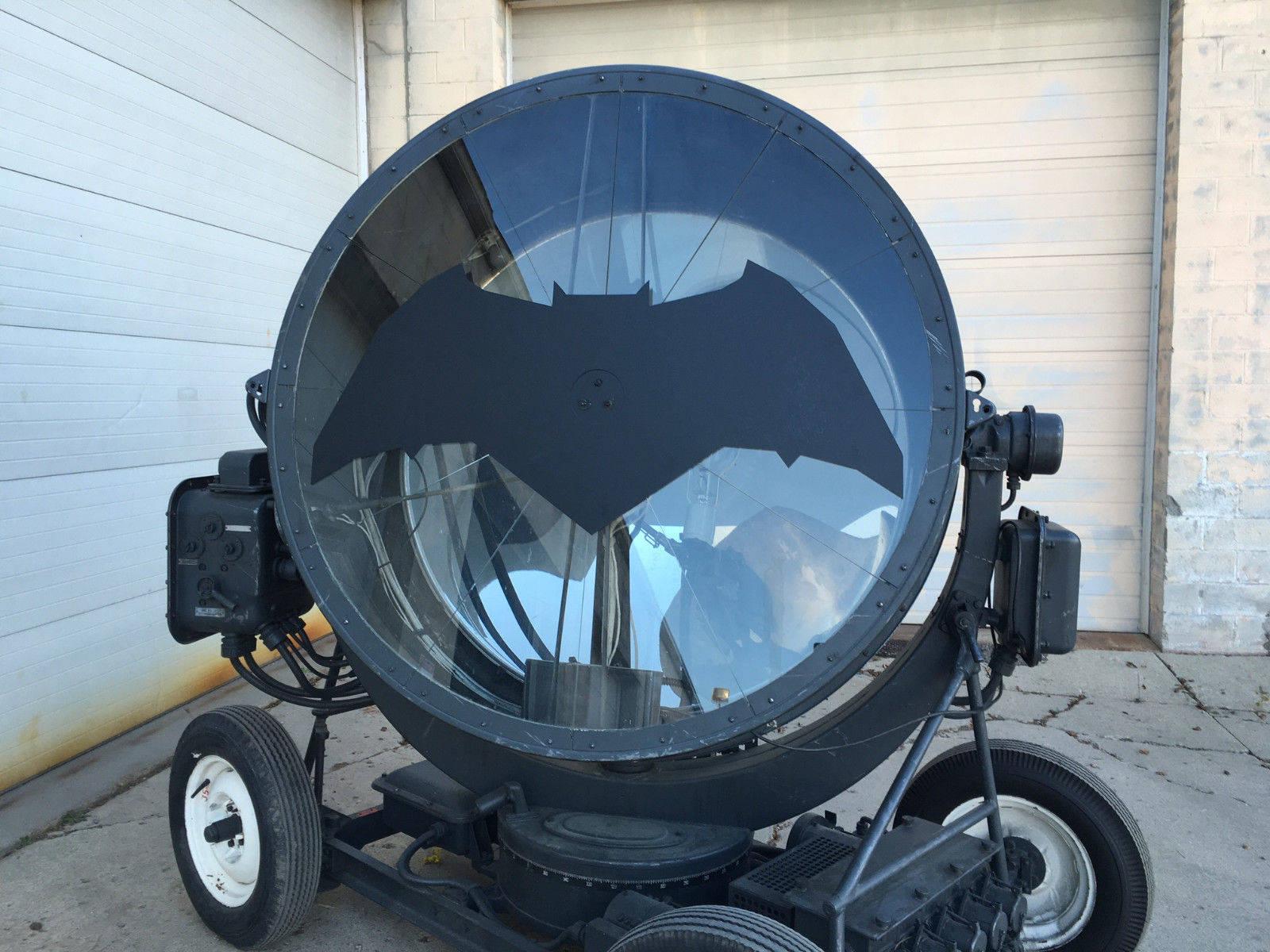 Batman V Superman's Bat Signal Is For Sale on eBay