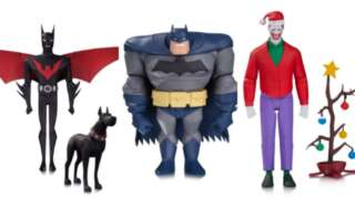 Batman TAS Figures