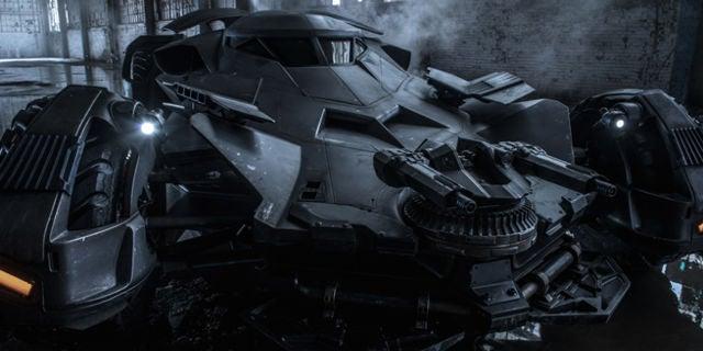 BatmanvSupermanBatmobile