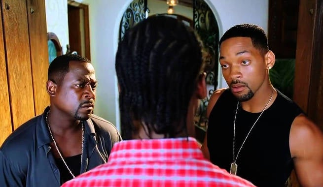 First Bad Boys III Pre-Production Image Released