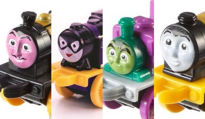 DC Comics - Thomas the Tank Engine